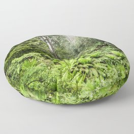 Rainforest Floor Pillow