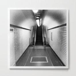 Metro Paris I Metal Print