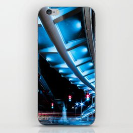 SNAKE ROAD iPhone Skin