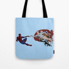 Stan The Creator  Tote Bag