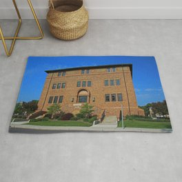 Old West End Holy Rosary Cathedral School Rug