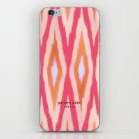 diamonds iPhone & iPod Skins featuring DIAMONDS by pattern paint