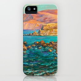 kaliakra bay iPhone Case
