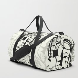 Two Shy Angels Duffle Bag