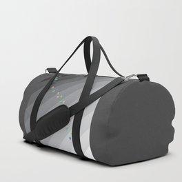 Pet Loves Travels in Watercolor Duffle Bag