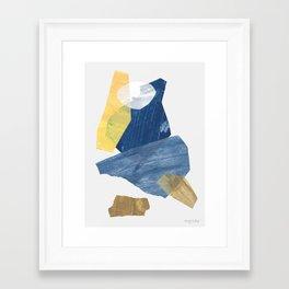 Amagansett II Framed Art Print