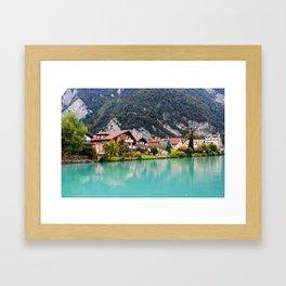 Interlaken Peace Framed Art Print