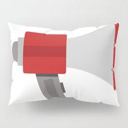 megaphone Pillow Sham