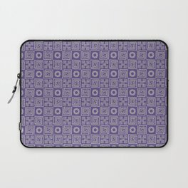 Lines and Shapes - 2018 Pantone COY Laptop Sleeve