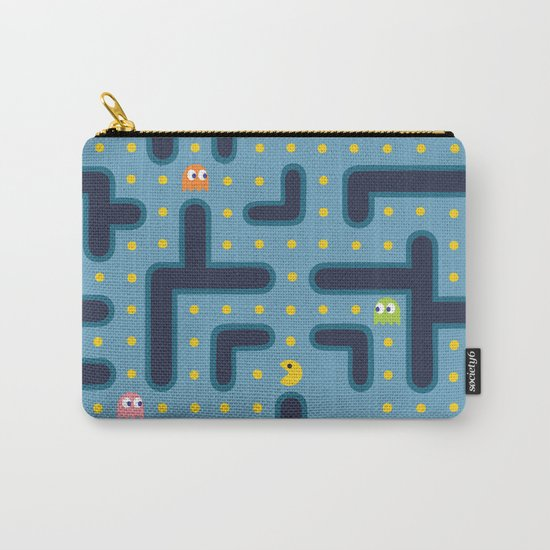 RETRO GAME Carry-All Pouch