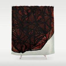 - rock - Shower Curtain
