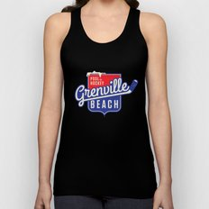 Pool de Hockey Grenville Beach Unisex Tank Top