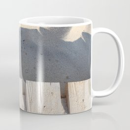 board walk / closeup Coffee Mug