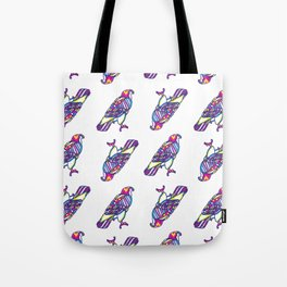 Love Hawk Tote Bag