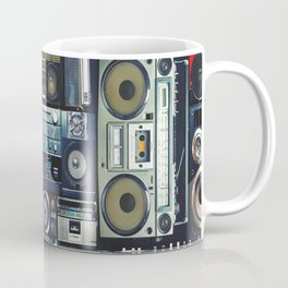 boomboxs Coffee Mug