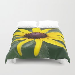 Black Eyed Susan Flower Duvet Cover