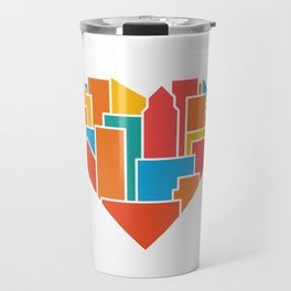 Livin' for the City Travel Mug