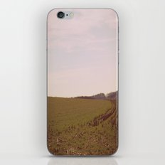 Long Field iPhone & iPod Skin