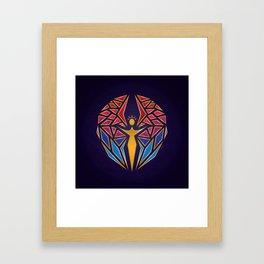 Arcane Angel Framed Art Print