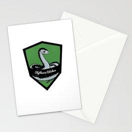 Slytherin Bitches! Stationery Cards