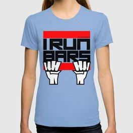 I RUN BARS T-shirt