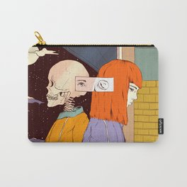 Haunting Past (A Reflection) Carry-All Pouch