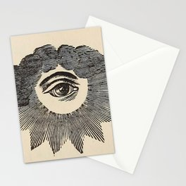 Vintage Magic Eye Stationery Cards