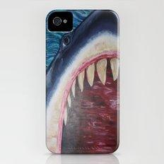 SHARK! Slim Case iPhone (4, 4s)