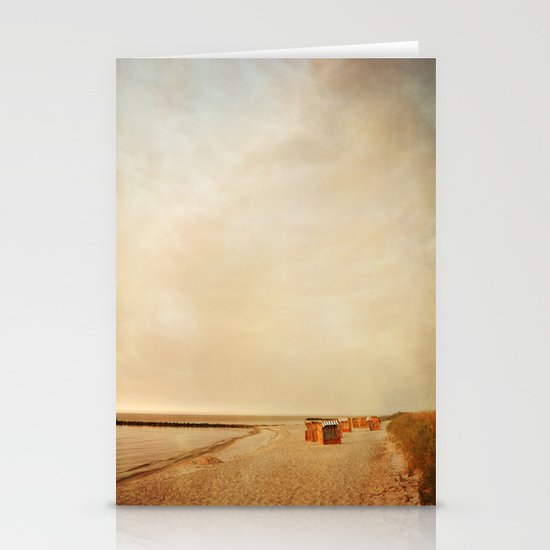 golden hour Stationery Cards