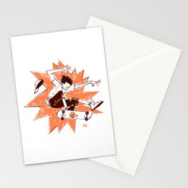 Skater Stationery Cards