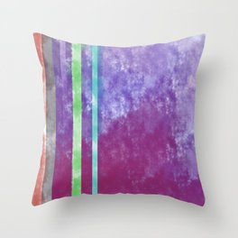 Bubbled Throw Pillow