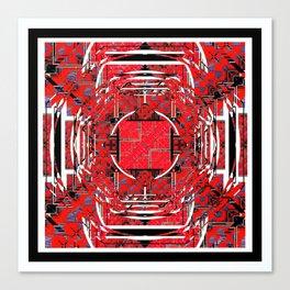 Bow Tie 9 Canvas Print