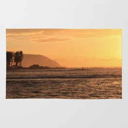 North Shore Sunset Rug