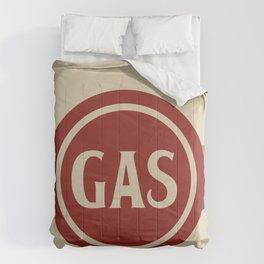 Retro Gas Station Comforters