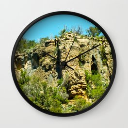 Natural Architecture... Wall Clock