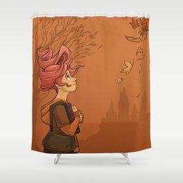 September Shower Curtain