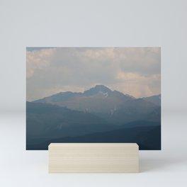 Rocky Mountains Mini Art Print