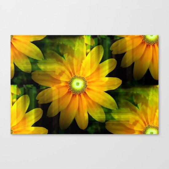 Botanical Beauty Canvas Print