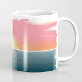 Peaceful Current Coffee Mug