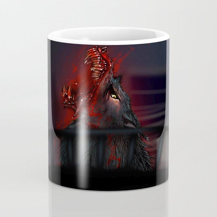 il Lupo Cattivo Coffee Mug