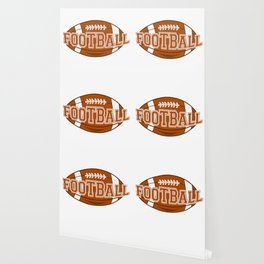 Football Field Touchdown Gift T-Shirt Bowl American Fan Wallpaper
