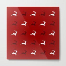 Red Deer! Metal Print