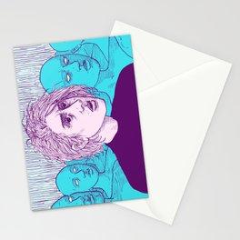 """Lysandre"" by Austin James Stationery Cards"