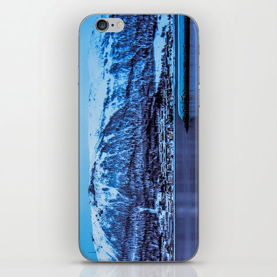 Across the fjord iPhone & iPod Skin