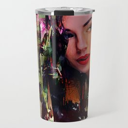 Pin Up Travel Mug