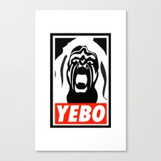 YEBO-UWS Canvas Print