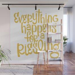Reisling Reasons Wall Mural