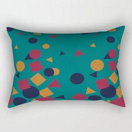 Wonders of Life Trashcan Rectangular Pillow