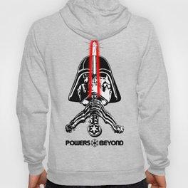"""Vader """"Bones"""" Rodriguez Black Letters Hoody"""