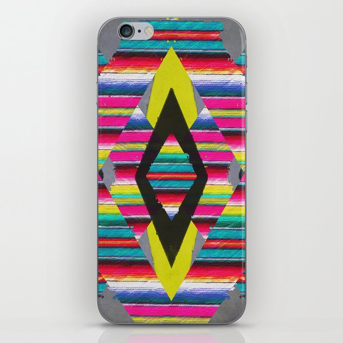 Serape iPhone Skin